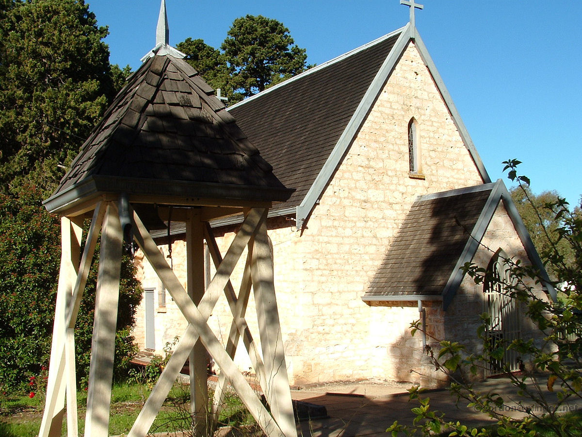 Photos Of Anglican Churches In Western Australia By Mingor