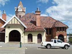 albany bayswater post office